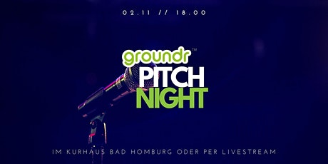 groundr Pitch Night Tickets