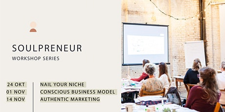 Soulpreneur Series: Your Conscious Business Model tickets