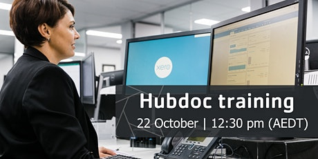 Hubdoc - 60-minute live training tickets