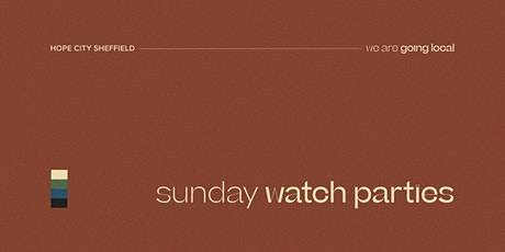 Hope City Sheffield - Sunday Service (25th October) tickets