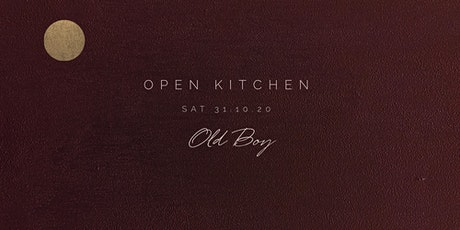 Open Kitchen with Old Boy at Albert billets