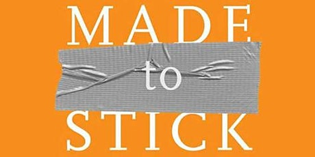 Book Review & Discussion : Made to Stick tickets