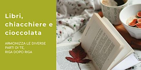 Libri, chiacchiere e cioccolata | un gruppo di let biglietti