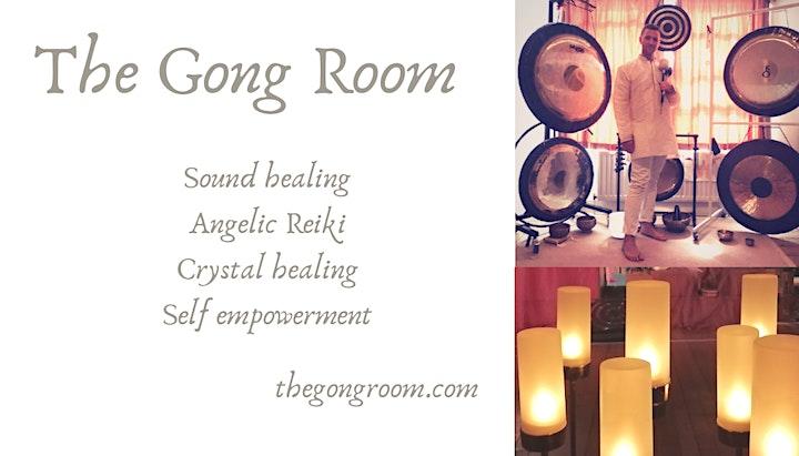 Sonic Healing Temple -  Gong Bath image