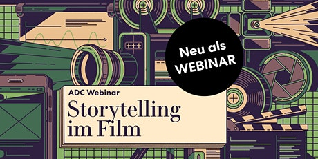 "ADC Teaser Seminar ""Storytelling im Film"" Tickets"