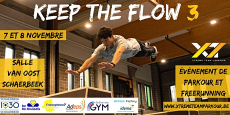 Keep The Flow 3 tickets