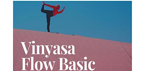 Vinyasa Flow Basic tickets