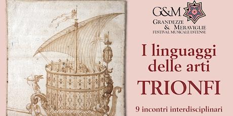 I TRIONFI DELLA MORTE - Conferenza biglietti