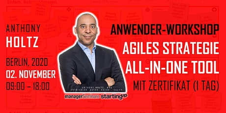Agiles Strategie into Action All-in-One Tool:  PRACTITIONER Tickets
