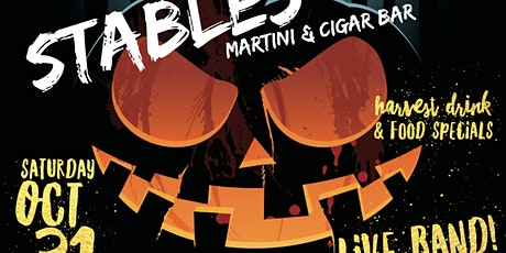 Stables Halloween Bash tickets