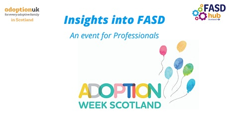 AWS 2020:  Insights into FASD  - Professionals tickets