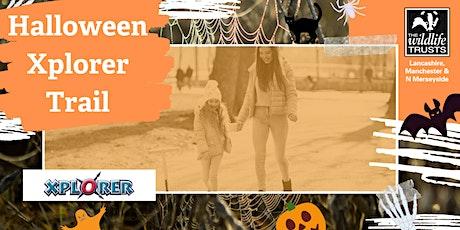 Halloween Xplorer Trail tickets