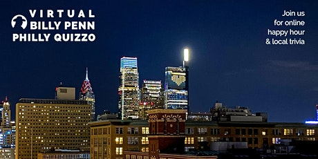 13th Virtual Billy Penn Philly Quizzo! tickets