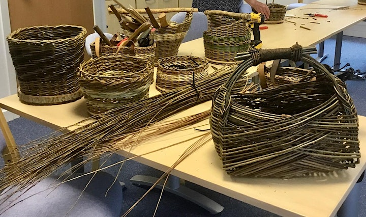 The Wonderful World of Willow and Basket Making image