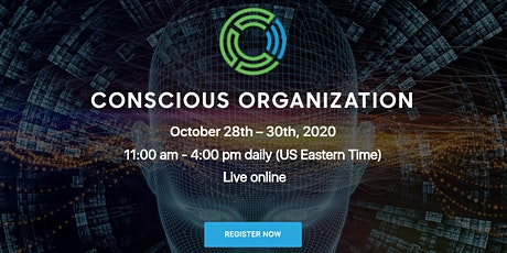 Conscious Organisation tickets