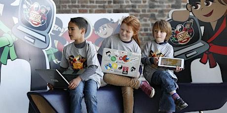 CoderDojo Breda: Leer programmeren - Online vanuit Nieuwe Veste: Makersbase tickets