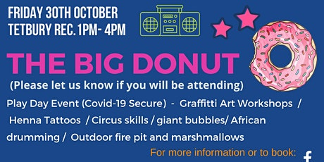 The Big Donut tickets