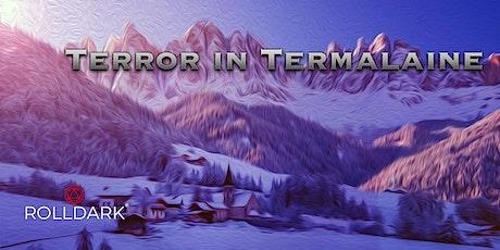 Terror in Termalaine - D&D Halloween Online OneShot tickets