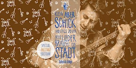 Jaimi Faulkner @ Klein Aber Schick Tickets