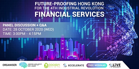 Future Proofing Hong Kong - Financial Services tickets