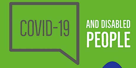Covid-19 and Disabled People - A webinar tickets