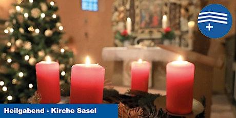 """Weihnachtskirche anders: """"Heilgabend auf dem Weg"""" Tickets"""