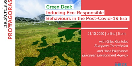 Masterclass: Communicating the European Green Deal in the Post-Covid-19 Era billets