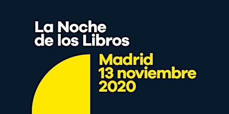 Noche de los Libros 2020 en el MNCN entradas