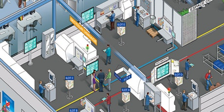 Guiding You Into An Efficient Factory For 2021, With Visual Management tickets