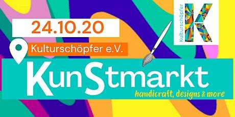 KS Kunstmarkt: Handicraft, Designs & more tickets