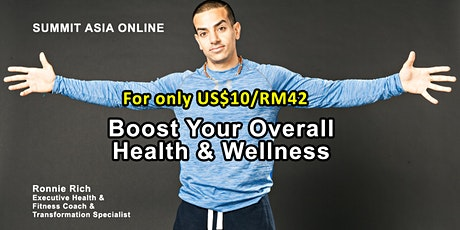 Improve Your Overall Health and Wellness tickets