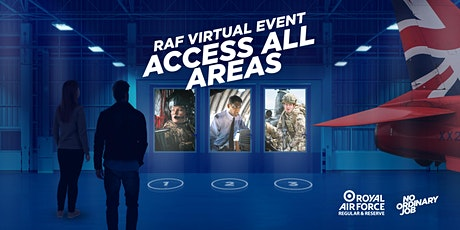 RAF Virtual Event Access All Areas - Wednesday 4th November 2020 tickets