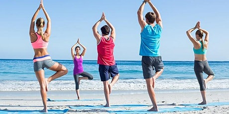 ★ Yoga on the Beach   ★By MSE Malaga ★ tickets