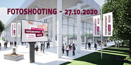 Firmenkontaktmesse Magdeburg - Fotoshooting 27.10. Tickets