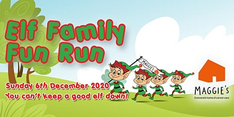 Elf Virtual Family Fun Run 2020 tickets