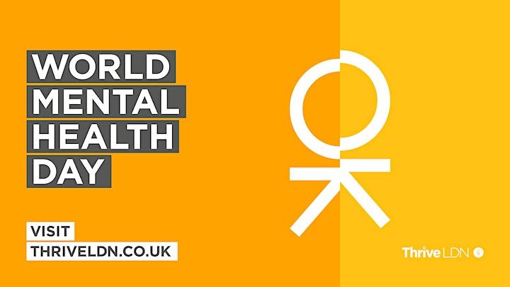 World Mental Health Day Festival 2020 image