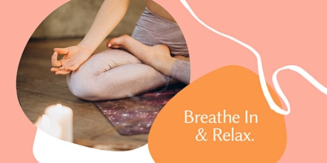 Breathe Well. Be Well.  a FREE Online Meditation Workshop tickets
