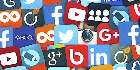 Social Media for Business Webinar tickets