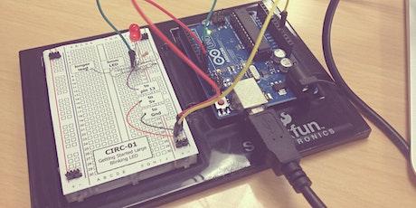 Atelier découverte : l'électronique avec Arduino billets