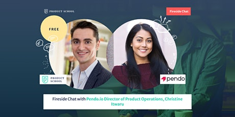 Fireside Chat with Pendo.io Director of Product Operations tickets