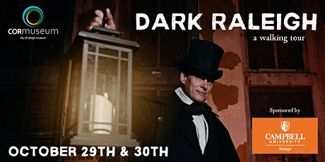 Dark Raleigh Walking Tour tickets