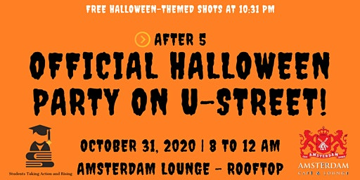 Halloween Parties In Dc 2020 Washington, DC Halloween Party Events | Eventbrite