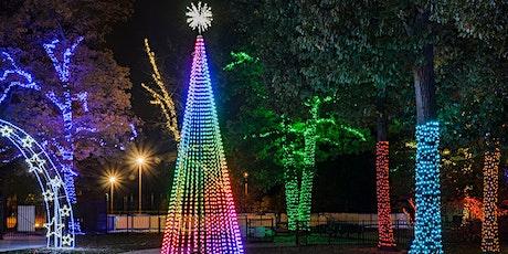 2020 Ice & Lights: The Winter Village at Cameron Run tickets