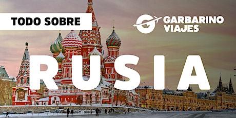 Encuentro Virtual: Bienvenidos a Bordo - RUSIA entradas