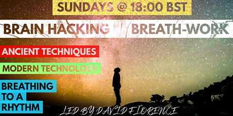 Evolutionary Brain Hacking Breath-Work Session tickets