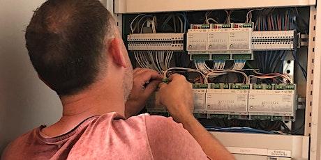 Opleiding voor installateurs: Smart Living installatie tickets