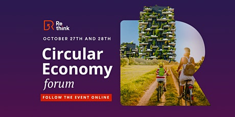 Re-think Circular Economy Forum I Milan 2020 entradas