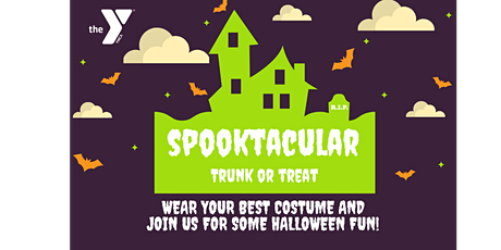 YMCA's Spooktacular Trunk-or-Treat tickets
