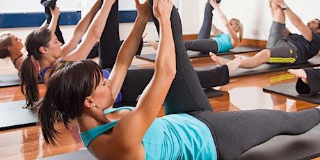 Lezione di prova corso ginnastica metodo PILATES sia In presenza che ONLINE biglietti