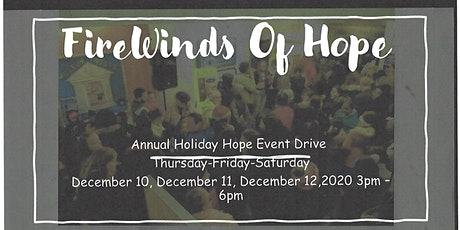 Annual Holiday Hope Drive -UP tickets